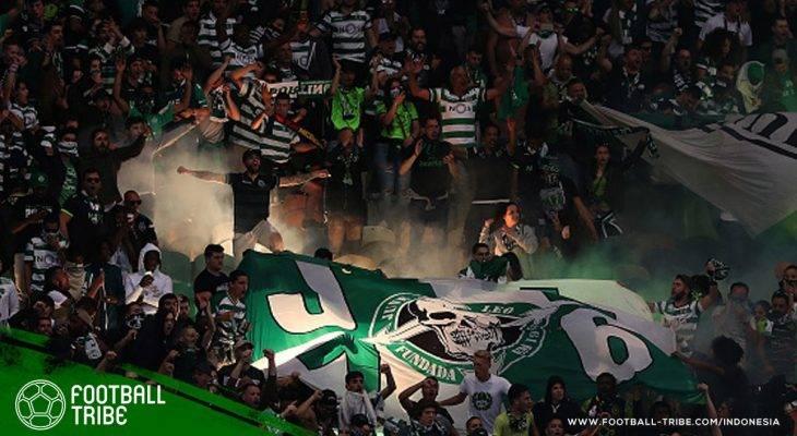 Pemain dan Pelatih Sporting Lisbon Diserang Gerombolan Orang Tak Dikenal di Sesi Latihan