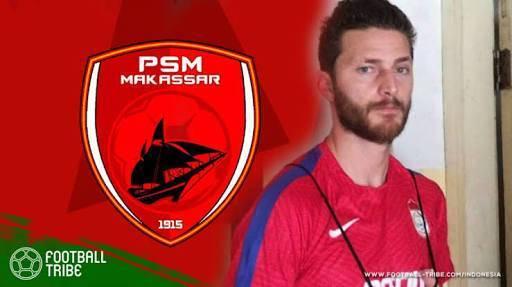 'Steven Paulle Challenge', Keisengan Bek PSM Makassar yang Jadi Viral