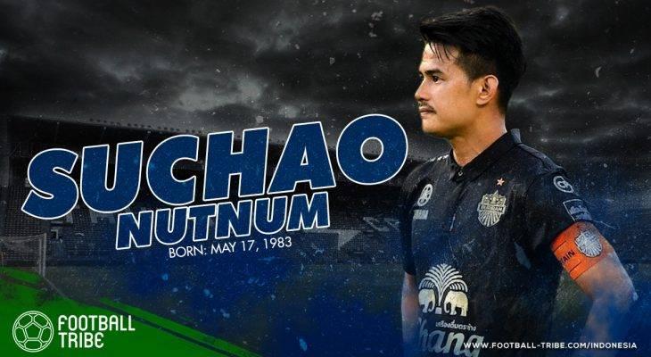 Suchao Nutnum: Datang dan Pulang dengan Gol