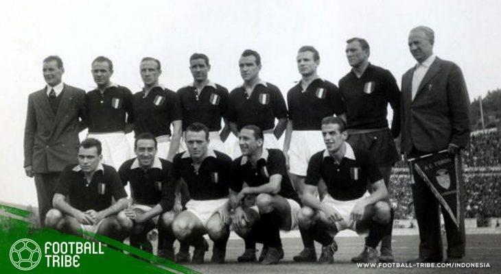 4 Mei: Ketika Superga Menewaskan Skuat Terbaik Torino dan Generasi Emas Sepak Bola Italia