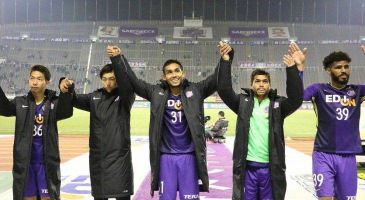 Teerasil Dangda Kembali Sumbang Asis, Sanfrecce Hiroshima Tak Terkejar di J1 League