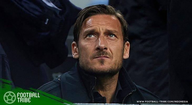 Francesco Totti Dibuatkan Patung Bernama Aeterno