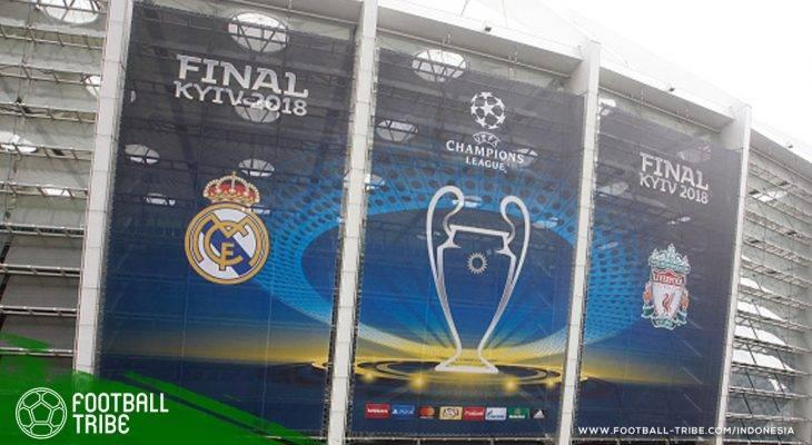 Final Liga Champions dan Liga Europa Bisa Disaksikan Lewat YouTube