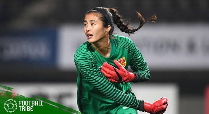 Zhao Lina yang Tolak Kesempatan Jadi Model Untuk Majukan Sepak Bola Perempuan Cina