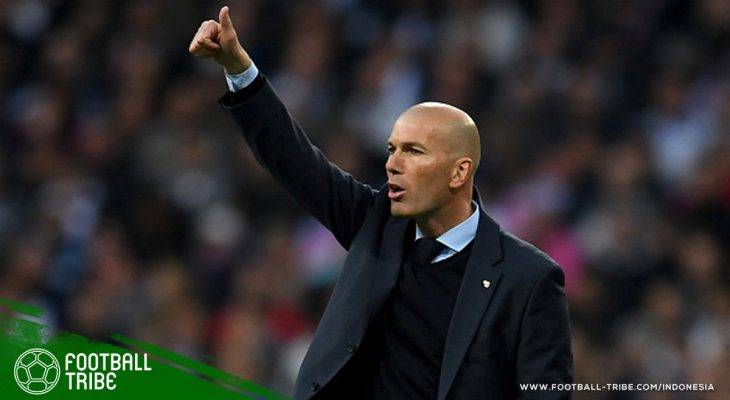 Hubungan Zinedine Zidane dengan Liga Champions yang Lebih Indah dari Twilight