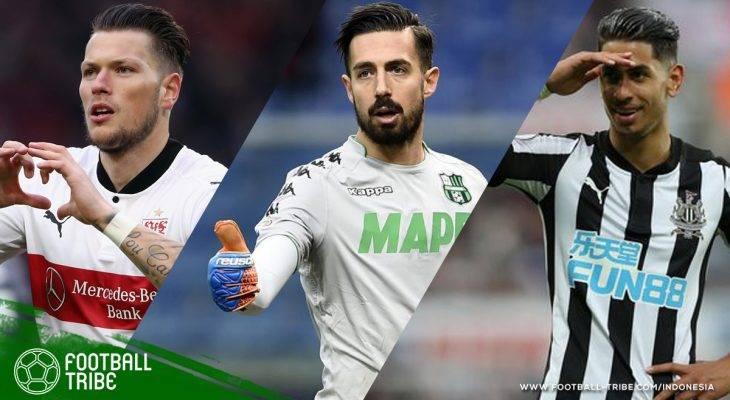 Best XI Liga Top Eropa Edisi 12-14 Mei 2018