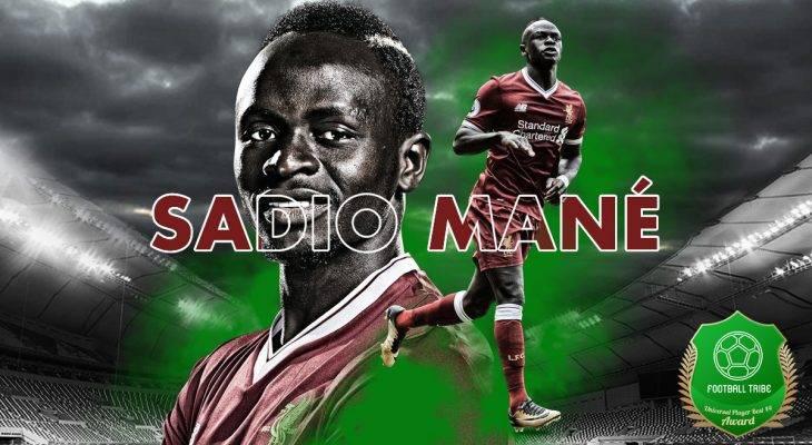 Football Tribe 44 Universal Player Awards: Sadio Mane