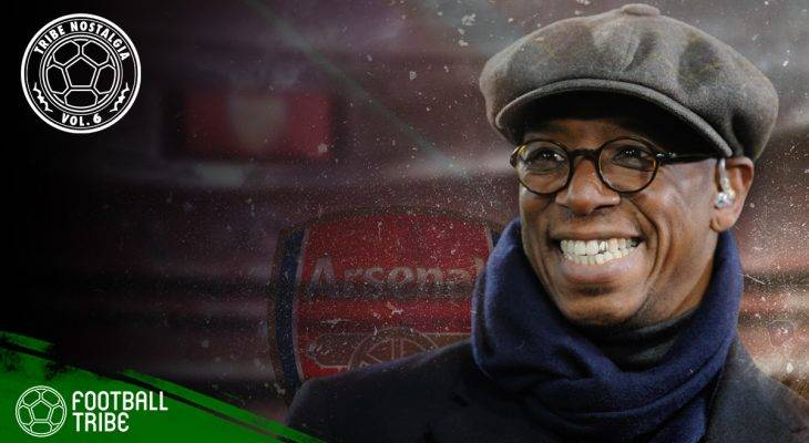 Ian Wright: Pahlawan Normal dari Arsenal