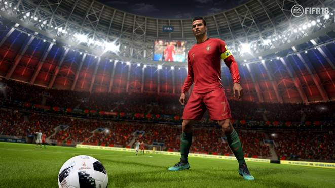 FIFA 18 Piala Dunia