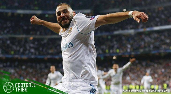 Karim Benzema, Sang Juru Selamat yang Bawa Real Madrid ke Final Liga Champions