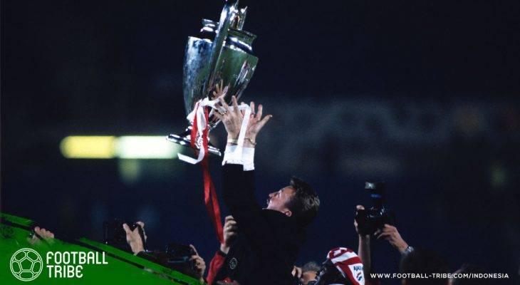 24 Mei 1995: Ketika Louis van Gaal Membawa Ajax Melawan Kemustahilan