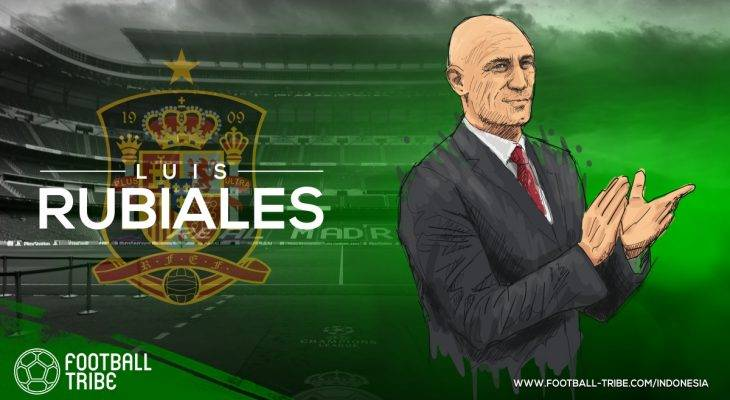 Bersama Pria seperti Luis Rubiales, (Mungkin) Spanyol akan Berjaya (Lagi)