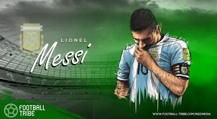 Bagaimana Kalau Sebenarnya yang Busuk adalah Argentina, bukan Lionel Messi?