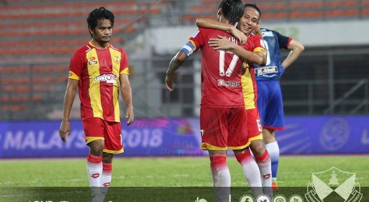 Evan Dimas Cetak Gol Pertama di Liga Super, Selangor FA Menang Telak