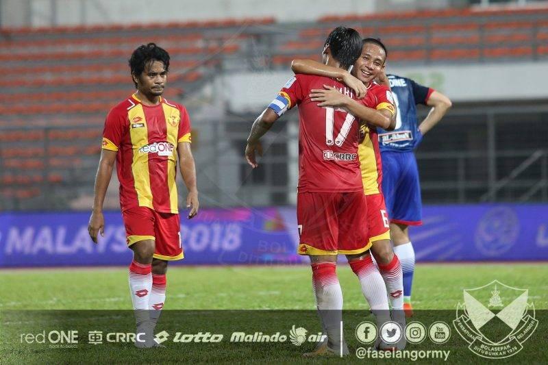 Evan Dimas Darmono akhirnya mencetak gol