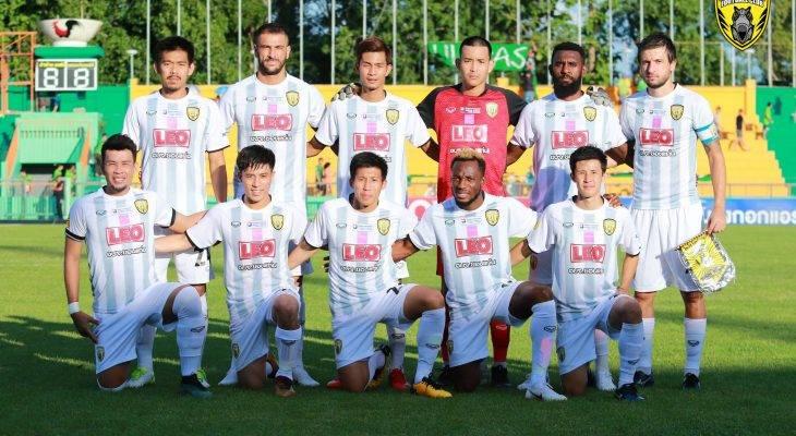 Yanto Basna dan Khon Kaen FC Lanjutkan Puasa Kemenangan