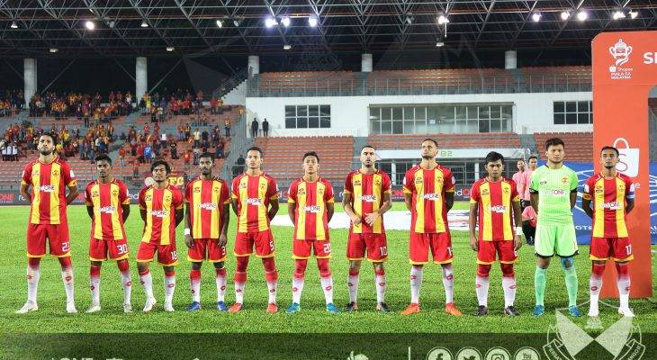 Menang Telak, Selangkah Lagi Evan Dimas dan Ilham Udin Melangkah ke Final Piala FA Malaysia