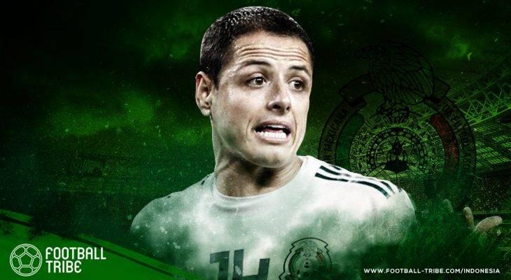 Profil Bintang Piala Dunia 2018: Saatnya Javier Hernandez Dikenang sebagai Legenda Meksiko
