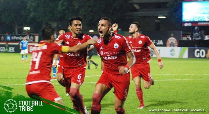 Tribe Rating: Gol Salto Jaimerson Bawa Persija Jakarta Ungguli Persib Bandung