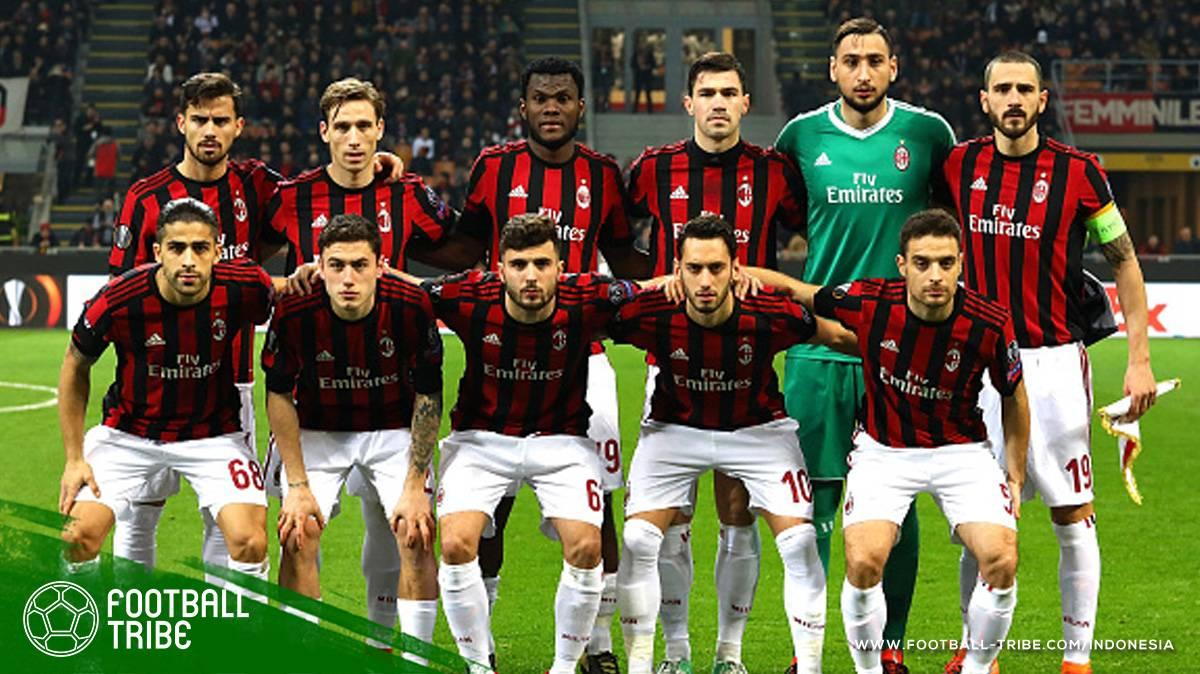 Pelanggaran FFP yang dilakukan Milan