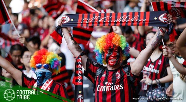 RESMI: Sanksi untuk AC Milan di Kompetisi Eropa karena Financial Fair Play