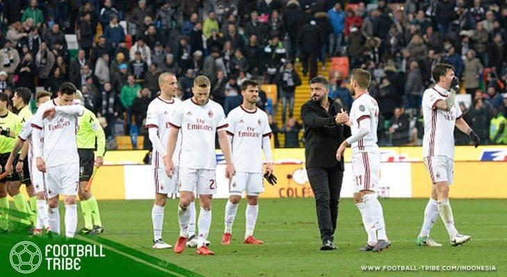 Fantasi Bursa Transfer AC Milan