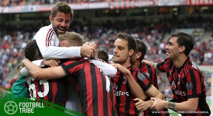 Masalah Finansial Semakin Pelik, AC Milan Terancam Sanksi Larangan Tampil di Kompetisi Eropa