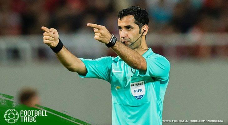 Abdulrahman Al Jassim, Wakil Asia Satu-satunya yang Berperan sebagai VAR di Piala Dunia 2018