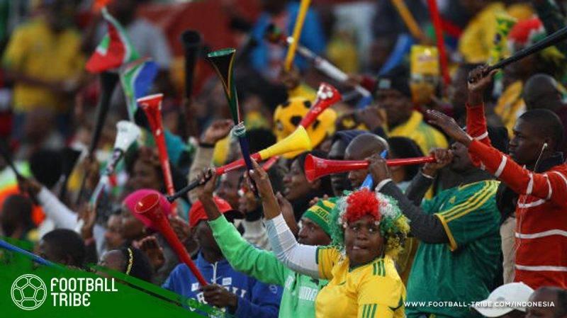 Vuvuzela adalah sebuah trompet