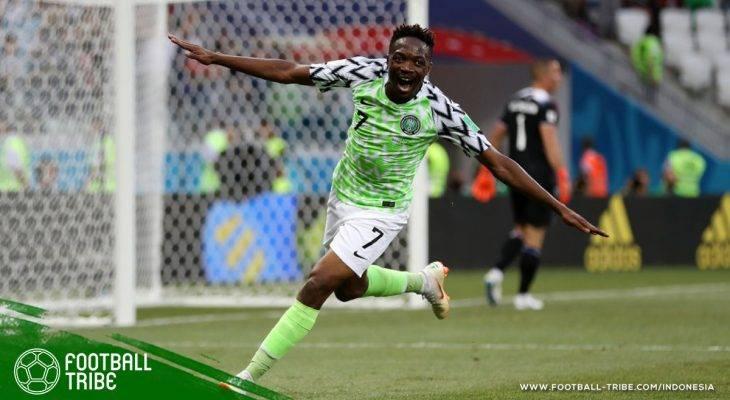 Piala Dunia 2018, Nigeria vs Islandia: Kemenangan Nigeria yang Juga akan Disambut Bahagia oleh Pendukung Argentina