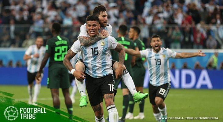 Hasil Pertandingan Piala Dunia 2018 (26-27 Juni): Hasil Tanpa Gol Pertama di 2018, Sapu Bersih Kroasia, dan Argentina yang Akhirnya Tertawa