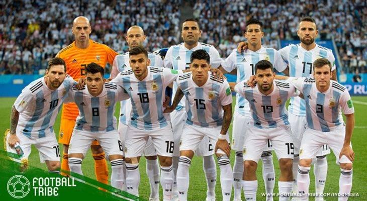 Anomali Timnas Argentina