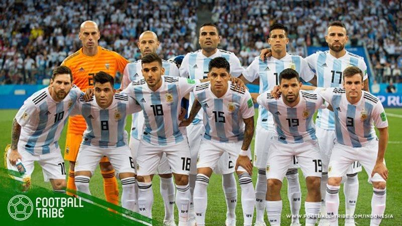 pemain Argentina yang akan gantung sepatu
