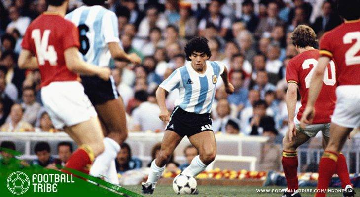 Argentina dan Kisah Tumbangnya Juara Bertahan di Laga Perdana Piala Dunia