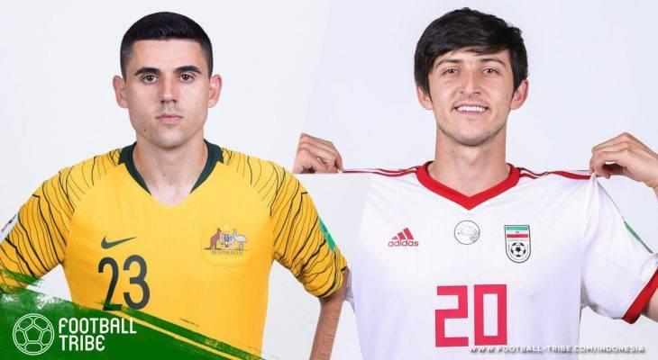 Lima Penggawa Asia yang Berpotensi Melejit di Piala Dunia 2018