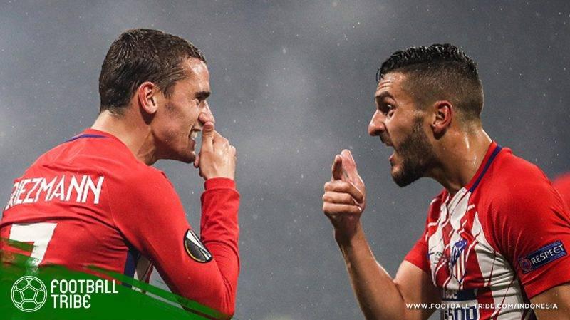 pemain Atlético Madrid yang memiliki klausul rilis