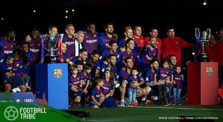 Rekor Terbaru, Barcelona Sumbang Pemain di Setiap Grup Piala Dunia 2018