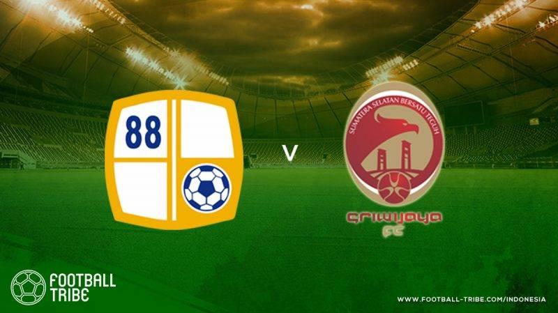 Sriwijaya FC membuang kesempatan