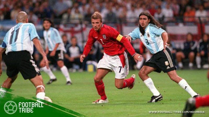 penalti David Beckham
