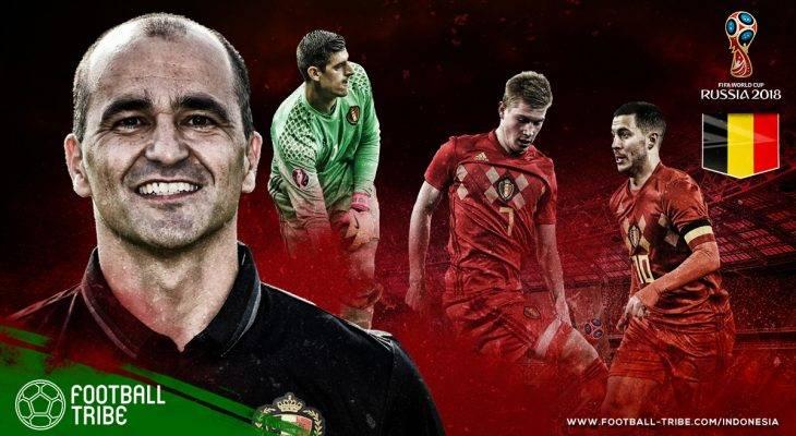 Profil Belgia di Piala Dunia 2018: Sebuah Usaha Membuktikan Predikat Generasi Emas