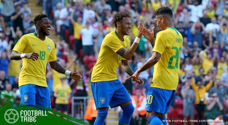 Analisis Hasil Laga Pemanasan Kandidat Juara Piala Dunia 2018