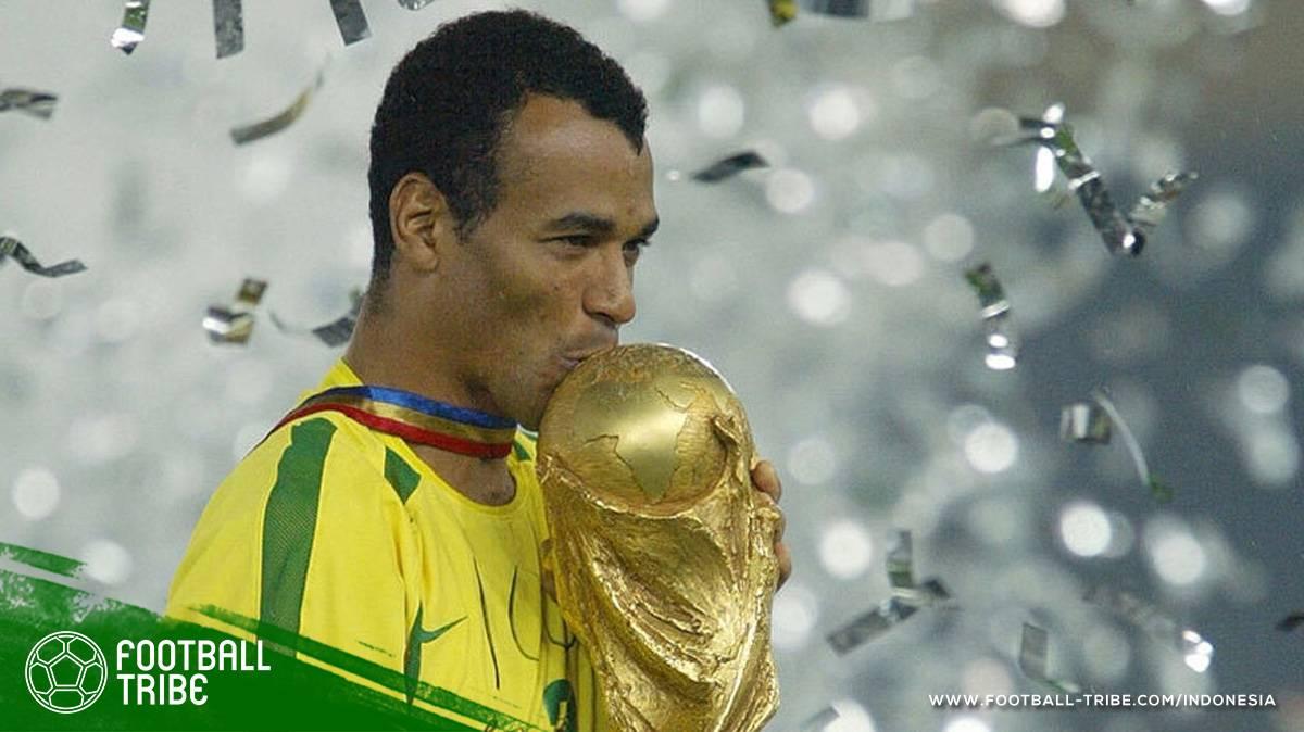 Cafu, Sang 'Kereta Ekspres' yang Tampil di Tiga Final Piala Dunia Beruntun