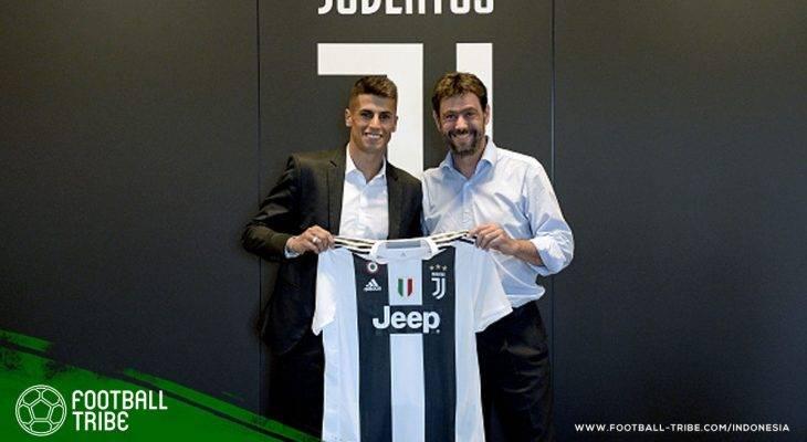 Juventus Resmi Dapatkan Joao Cancelo dari Valencia