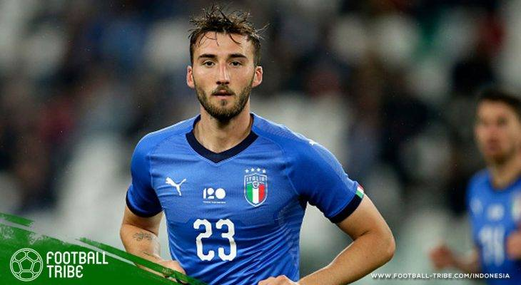 AS Roma Resmi Dapatkan Bryan Cristante Seharga 30 Juta Euro