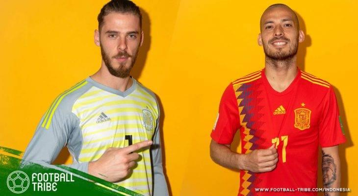 Lima Pemain Kunci Spanyol di Piala Dunia 2018 yang Tak Berasal dari Real Madrid dan Barcelona
