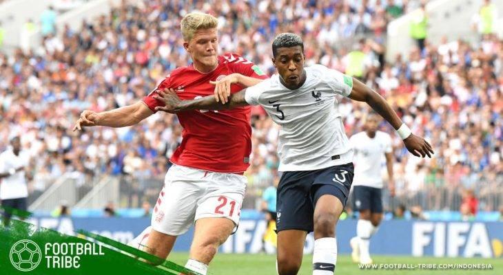 Piala Dunia 2018, Denmark vs Prancis: Laga Pertama yang Berakhir 0-0 di Rusia