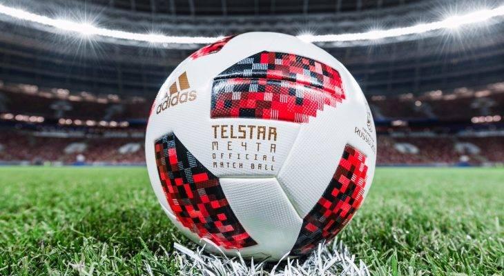 Perkenalkan: Telstar Mechta, Bola Resmi untuk Fase Gugur Piala Dunia 2018