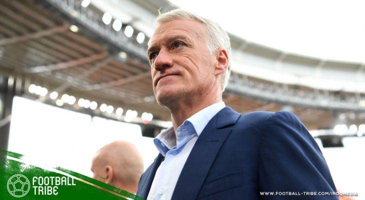 Usaha Didier Deschamps Menghindari Hancurnya Prancis di Dataran Rusia