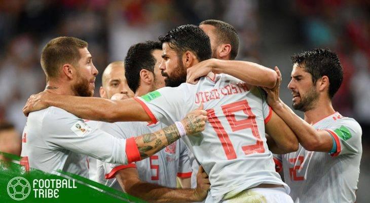 Piala Dunia 2018, Iran vs Spanyol: Kala Sepakbola Bertahan Iran Tak Ampuh Bagi Spanyol