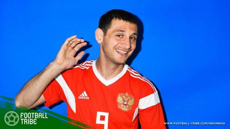 Dzagoev tetap menjadi pemimpin